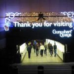 Thanks for visiting gunwharf quays