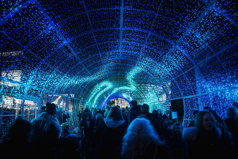 Norwich Tunnel of Light-1