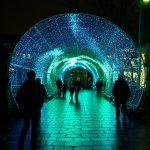norwich tunnel of light