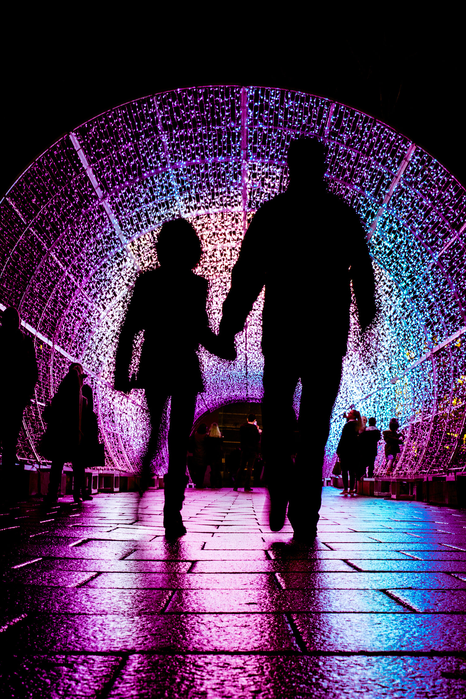 Norwich Tunnel of light-15