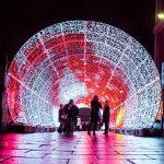 Norwich Tunnel of light-16