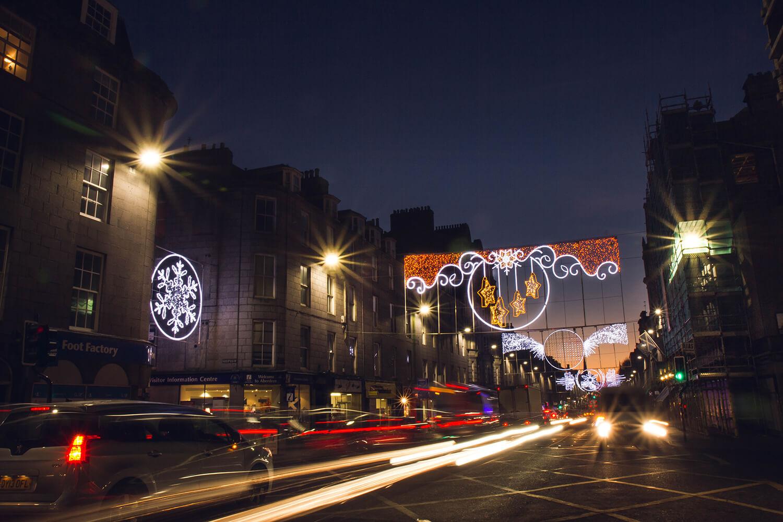 Aberdeen uk 2014-5