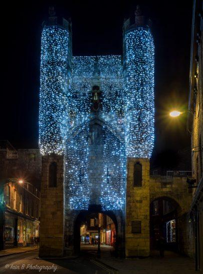 Festive Lighting in York