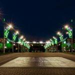 Celtic FC walkway 4