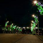 Celtic FC walkway