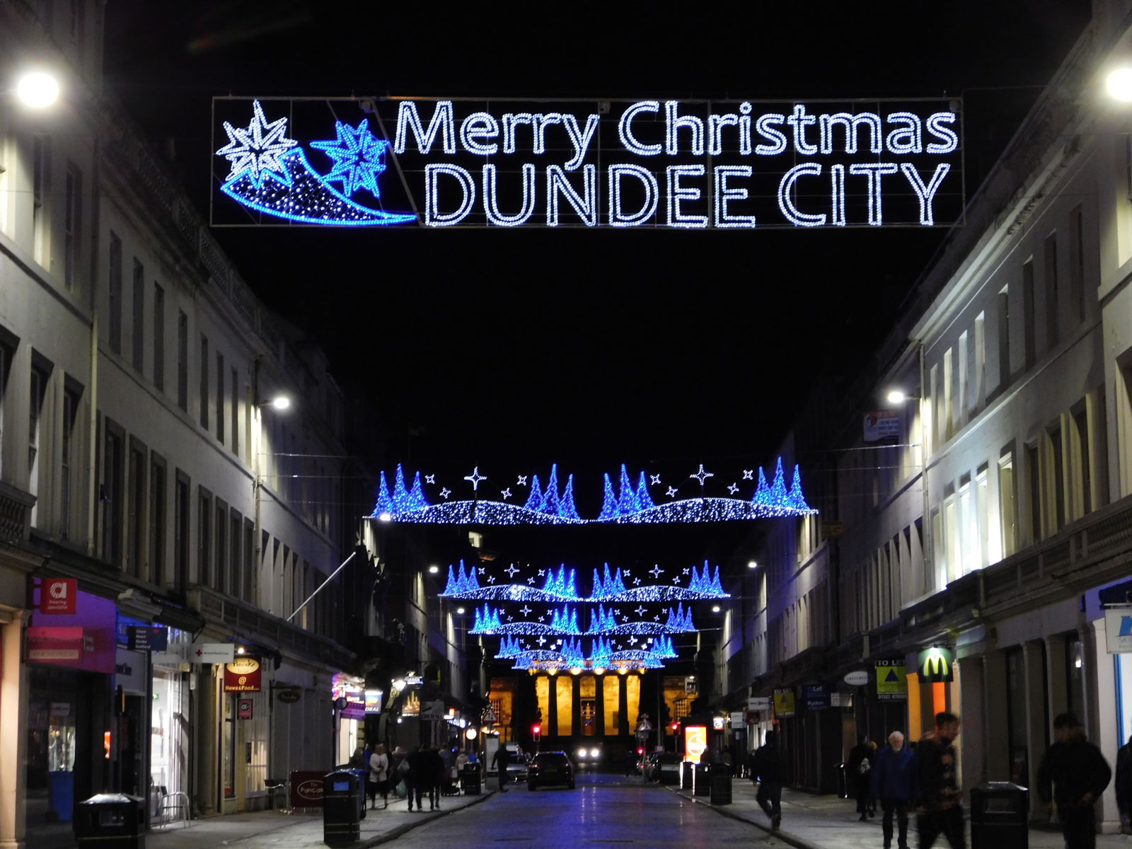 Merry Christmas Dundee City