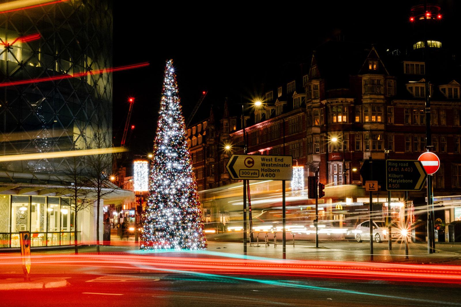 Fitzrovia Christmas Tree
