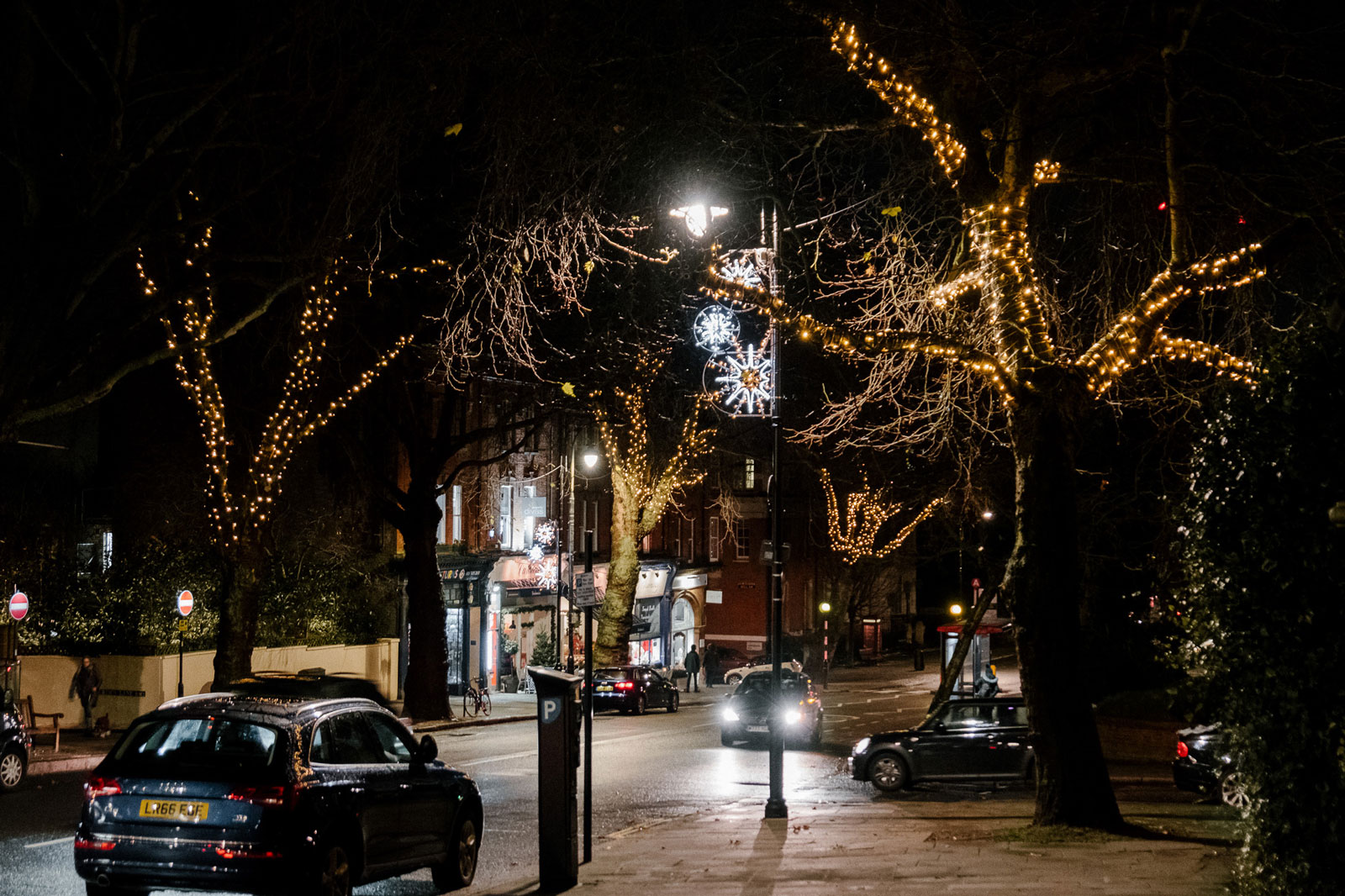 christmas in Hampstead