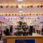 Shopping Centre festive decorations