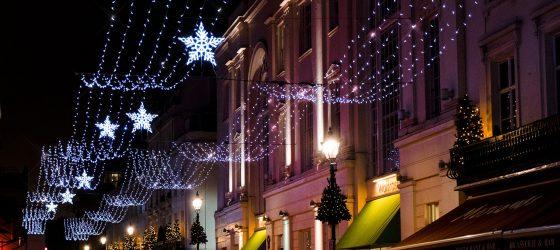 Motcomb Street lighting