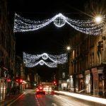 Perth festive lights