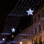 Motcomb Street lights