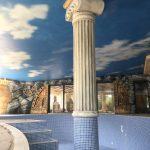 Greek Swimming Pool Decoration