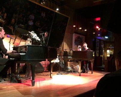 M. Hunt Williams Piano player