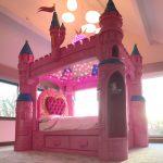 princess bed landscape